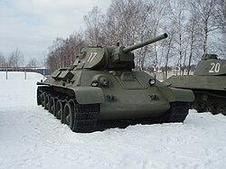Т-34 — Википедия