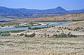 Taşeli-Plateau 10 09 1988 Becken von Mut mit Göksu.jpg
