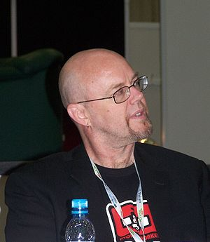 Tad Williams - Tad Williams in 2007