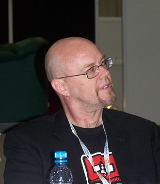 Tad Williams - Tad Williams in 2007