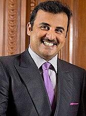 Visita Oficial del Emir de Qatar.