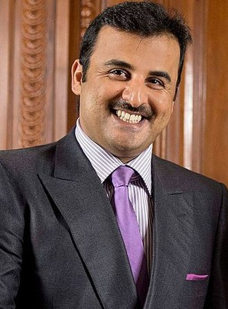 Emir of Qatar - Image: Tamim bin Hamad al Thani 2015