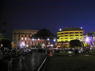 Tampico - Plaza de la Libertad