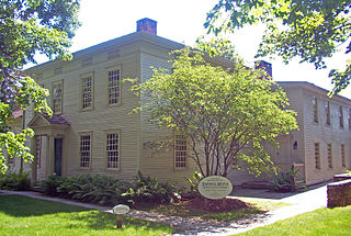 Litchfield Law School United States historic place