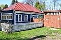 Tarusa. House where lived russian writer Konstantin Paustovsky (Proletarskaya St., 2).jpg