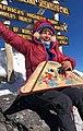 Tatiana Stupak climbed Mount Kilimanjaro.jpg