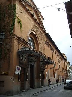 Teatro della Pergola theatre in Florence, Italy