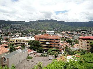 Tegucigalpa Capital of Honduras