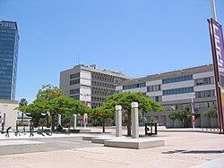 Tel Aviv Court House Shaul Hamelech.JPG