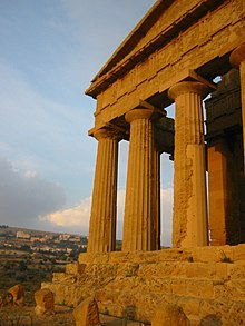 Templo griego wikipedia la enciclopedia libre for Arquitectura griega templos
