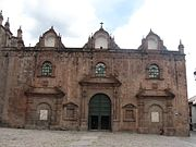 Templo de El Triunfo - Complejo de la Catedral de Cusco.jpg