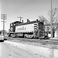 Texas & Pacific, Diesel Electric Switcher No. 1024 (21870421605).jpg