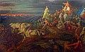 Théophile Schuler, Le char de la mort, 1848.jpg