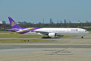 Thai Airways - Thai Airways International Boeing 777-300 (2012)