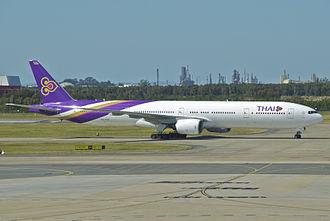 Thai Airways - Thai Airways International Boeing 777-300 (2012)