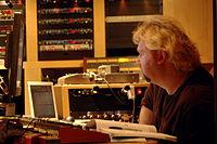 Thaler at Sony Tree Studios in Nashville, Tennessee, 2010.JPG