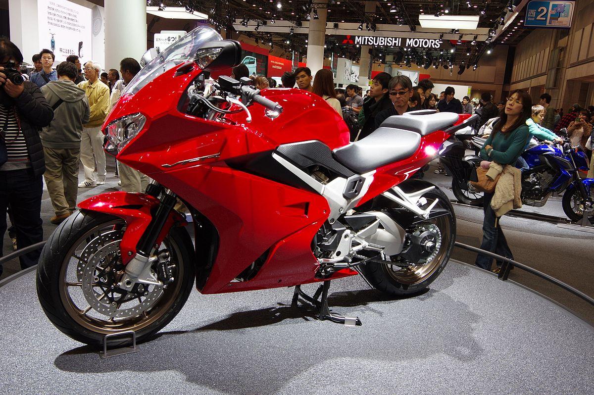 Honda VFR 800 F – Wikipedia