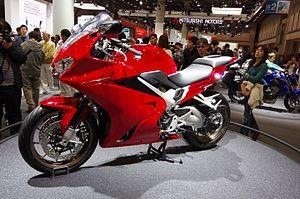 Honda VFR800 - Wikipedia