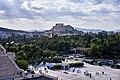 The Acropolis from the Panathenaic Stadium on September 13, 2019.jpg