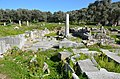 The Agora, reconstructed mainly during Hadrian's time, its initial building must have started in the 4th century BC, Iassos, Caria, Turkey (20628062098).jpg