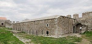 The Arsenal - Kavala castle