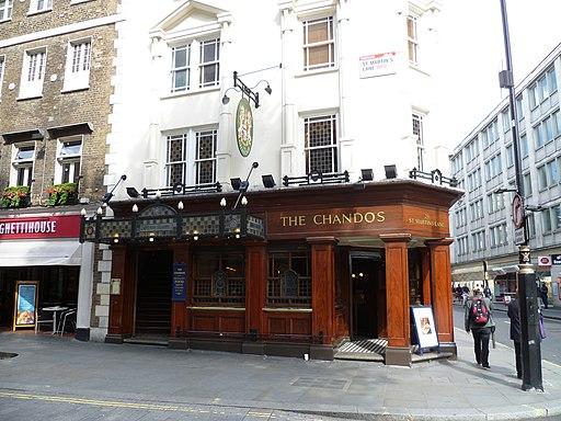 The Chandos St Martin's Lane, London