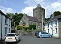 The Church of St. David, Llanddewi-Brefi, Ceredigion - geograph.org.uk - 512671.jpg