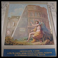 The Coliseum - a Fresco from the Vatican.jpg