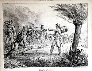 Battle of Boxtel - The Combat of Boxtel 1794