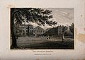 The Foundling Hospital; the main buildings seen from within Wellcome V0013466.jpg
