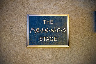 """The Last One (Friends) - After filming on the finale concluded, Stage 24 at Warner Bros Studios, where Friends had been filmed since Season 2, was renamed """"The Friends Stage""""."""