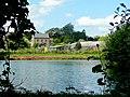 The Green Farm pond, Felton - geograph.org.uk - 1356072.jpg