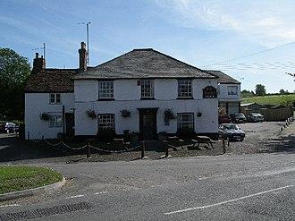 Childrey - The Hatchet, which was a pub until 2016