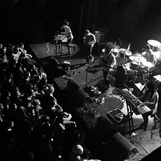 The Lighthouse and The Whaler - The Lighthouse and The Whaler at Webster Hall in February 2013