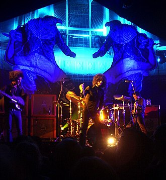 The Mars Volta - Live at Paradiso – Amsterdam October 16, 2005.