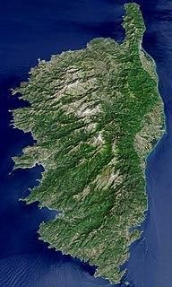 Corsica Administrative region of France