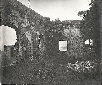 Fort Nassau, Ghana - Image: The National Archives UK CO 1069 34 29 2 001