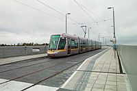 The New Luas Extension - Brides Glen Terminus (5094539530).jpg