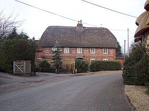 Fittleton - Image: The Old School House, Fittleton geograph.org.uk 363667