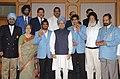 The Prime Minister, Dr. Manmohan Singh and his wife Smt. Gursharan Kaur with the Beijing Olympic bronze medal winners, wrestler Sushil Kumar and boxer Vijender Kumar, in New Delhi on August 26, 2008.jpg