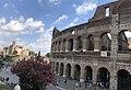 The Roman Coleseum, Roma, Italy 3.jpg