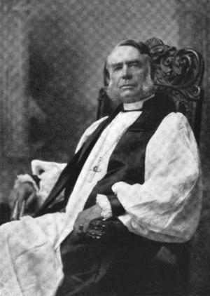 Edward Robert Atwill - The Rt. Rev. Edward R. Atwill