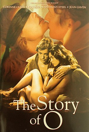 Story of O (film) - Theatrical release poster