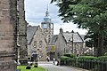 The Tolbooth and houses in St John Street, Stirling (28086239114).jpg