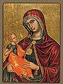 The Virgin Madre della Consolazione - Google Art Project.jpg