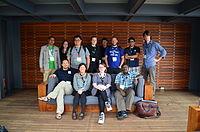 The Wikipedia Library meetup at Wikimania 2015.JPG
