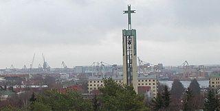 Lauttasaari city district in Helsinki, Finland