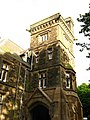 The entrance tower of Alston Hall - geograph.org.uk - 855969.jpg
