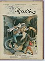 The free silver jabberwock - Keppler. LCCN2012648547.jpg