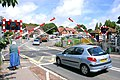 The level crossing, Sturry, Kent - geograph.org.uk - 481240.jpg